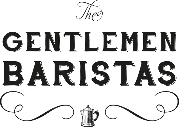 The Gentlemen Baristas Logo
