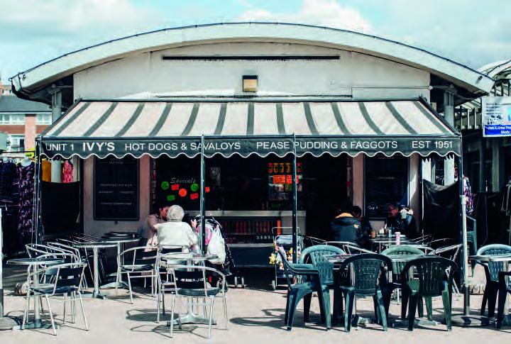 Chrisp Street Market Cafe