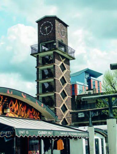 Chrisp Street Market Tower Poplar
