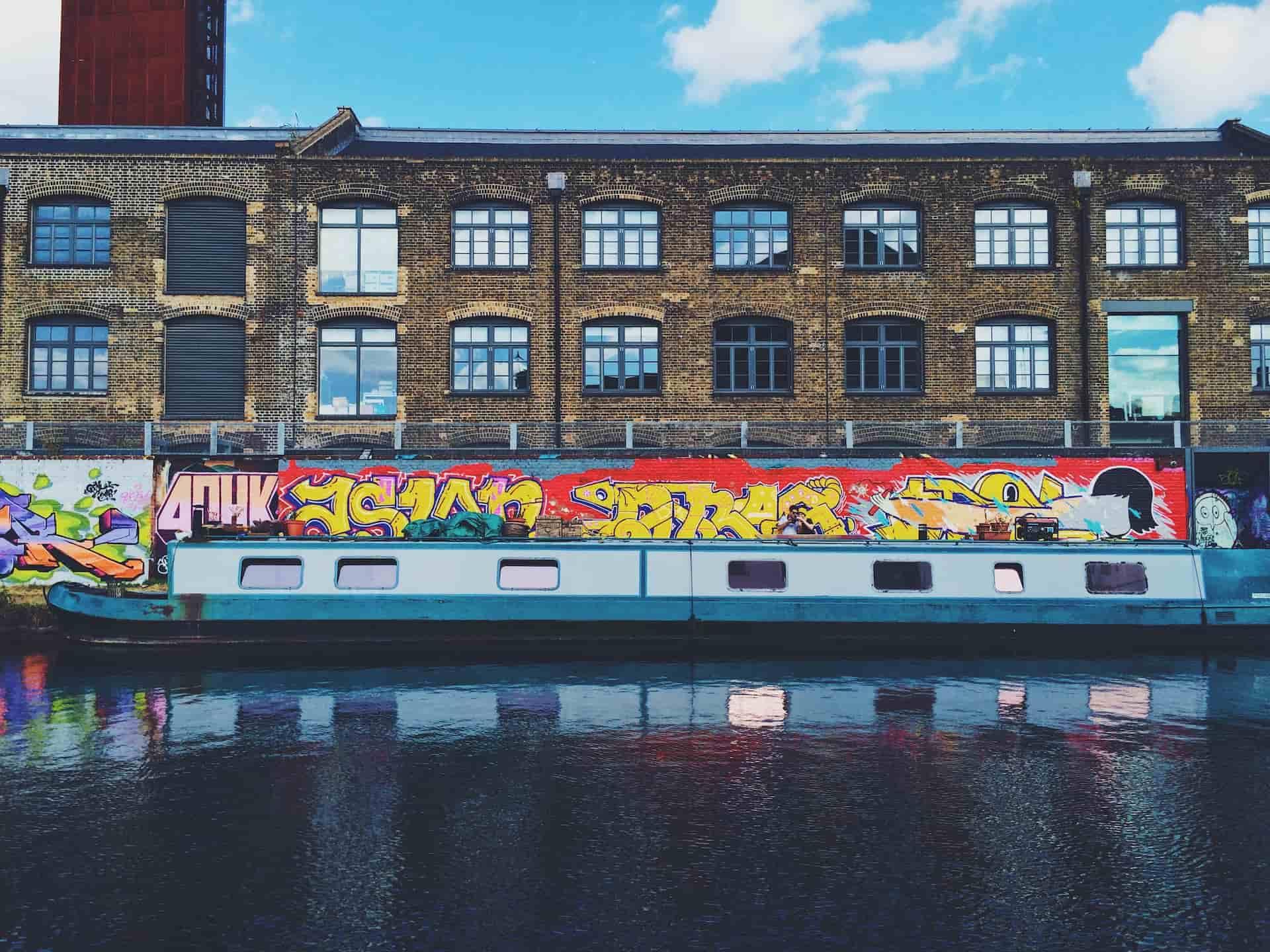 An Alternative Guide to East London's Landmarks | Clipper Magazine