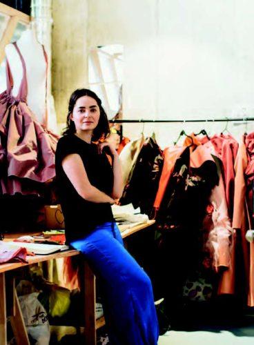 Lucretia Sandu, Fashion Designer