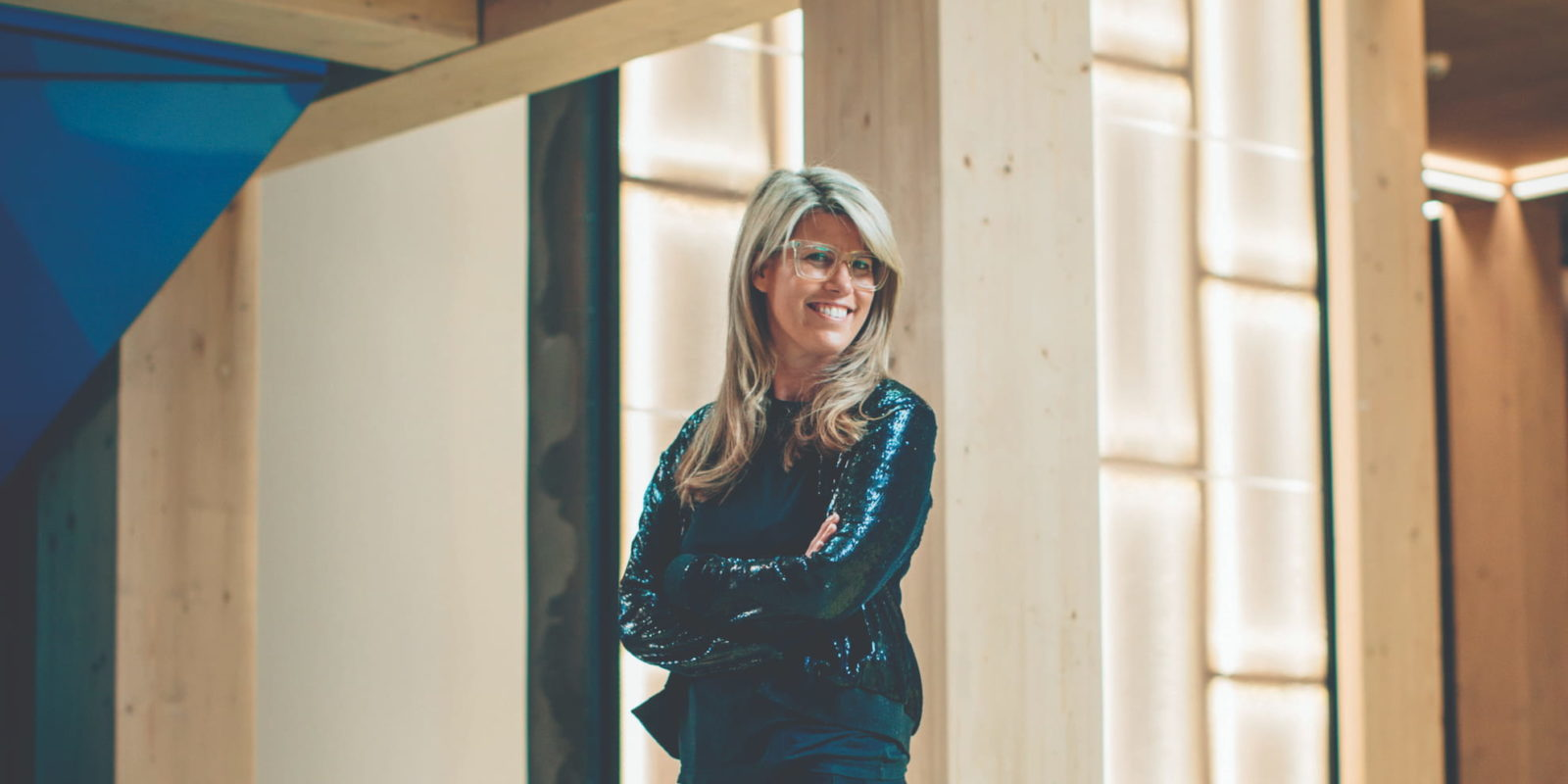Pip Jamieson of the dots talking about the future of the workplace