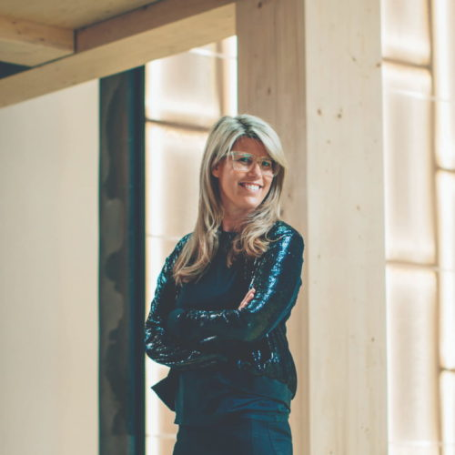 Creating Space with Pip Jamieson of The Dots