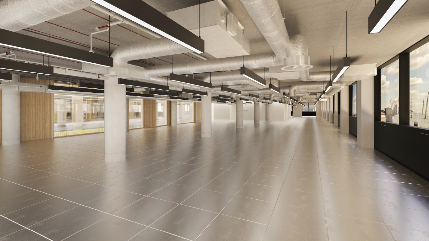 The Export Building | Office Space at Republic London