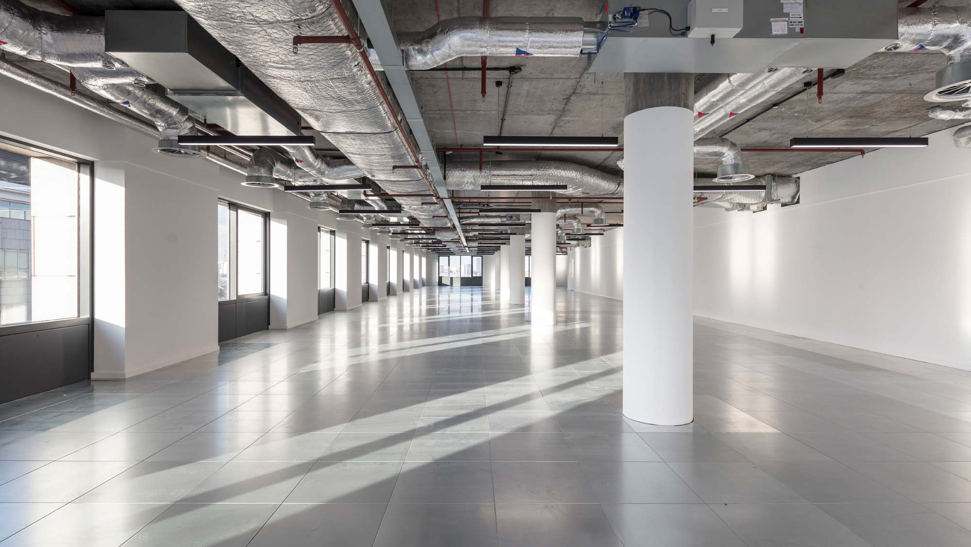 Import Building Office Space