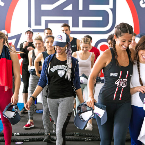 F45 Atrium Pop Up