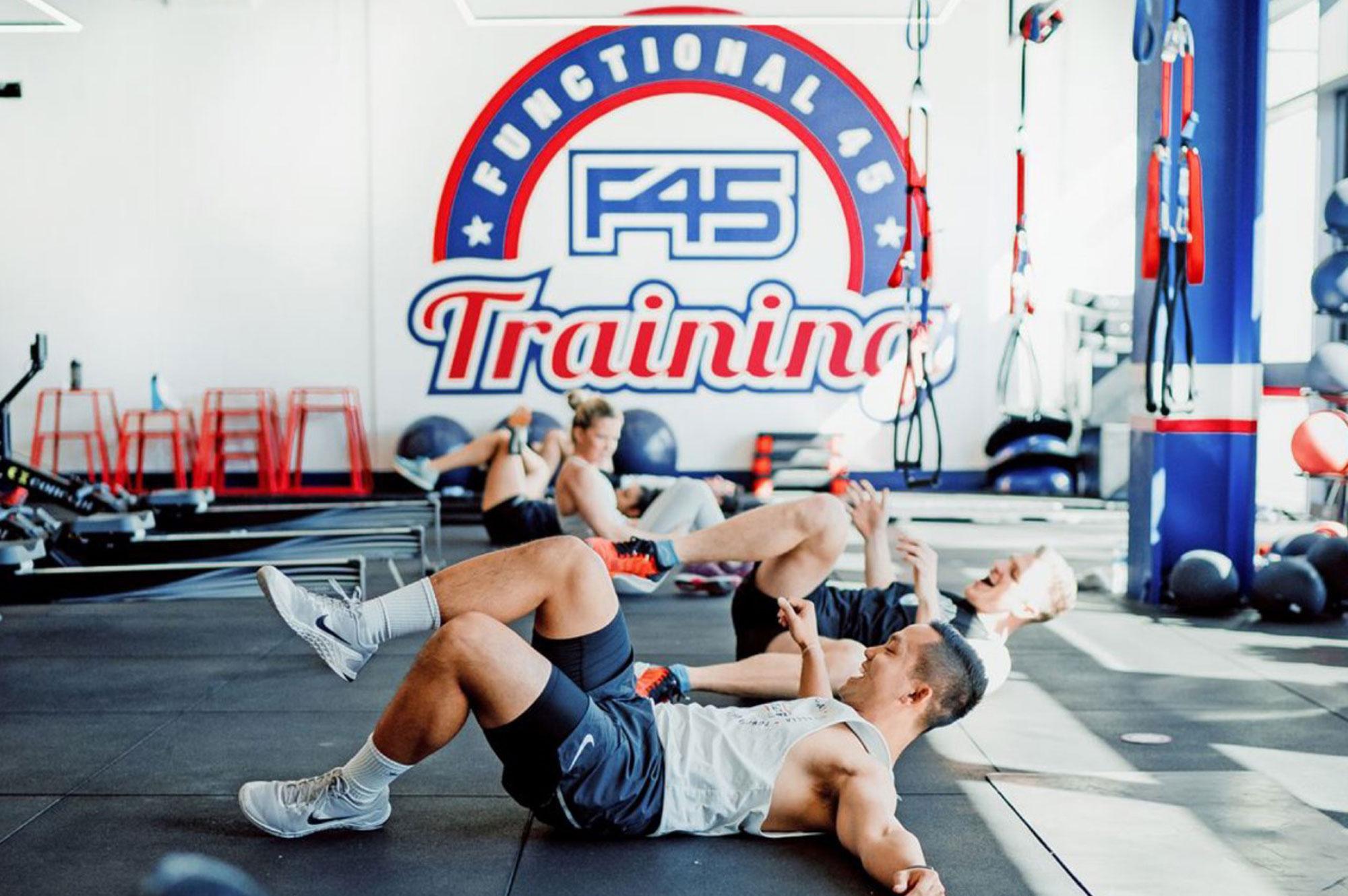 F45 Gym