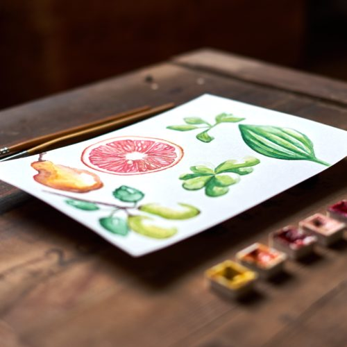 Draw Your Snack – Webinar