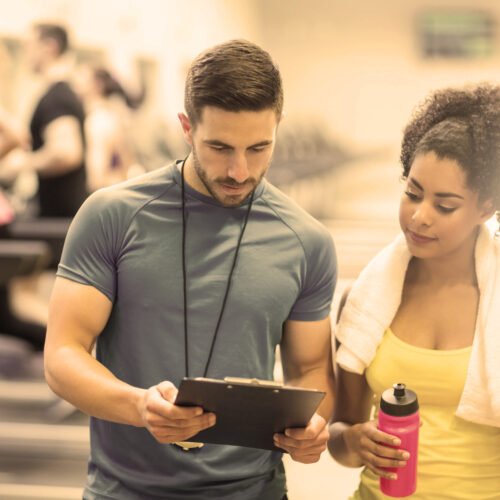 Pure Gym – book your trial PT session